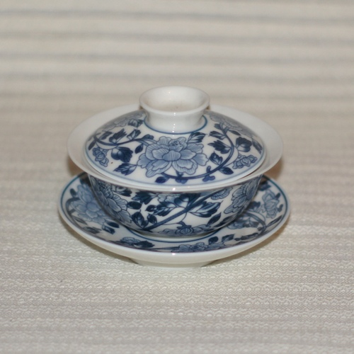 голубой чай название